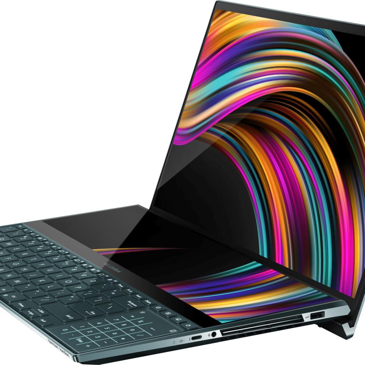 ZenBook Pro Duo UX581 Feature