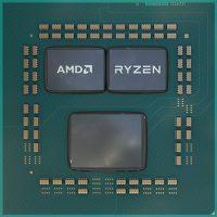 AMD Zen 2 Ryzen Package