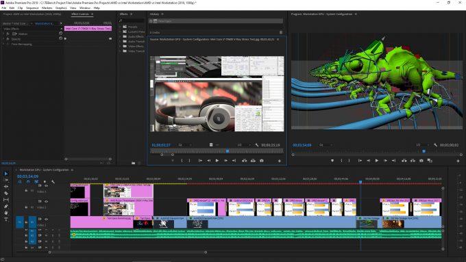 Adobe Premiere Pro 2019