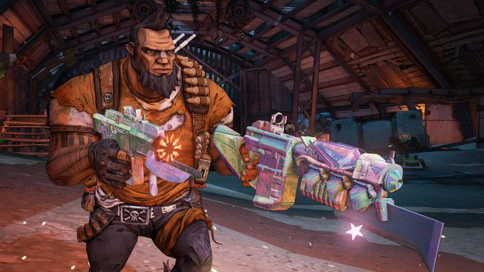 Borderlands 2 Commander Lilith & the Fight for Sanctuary Effervescent Rarity