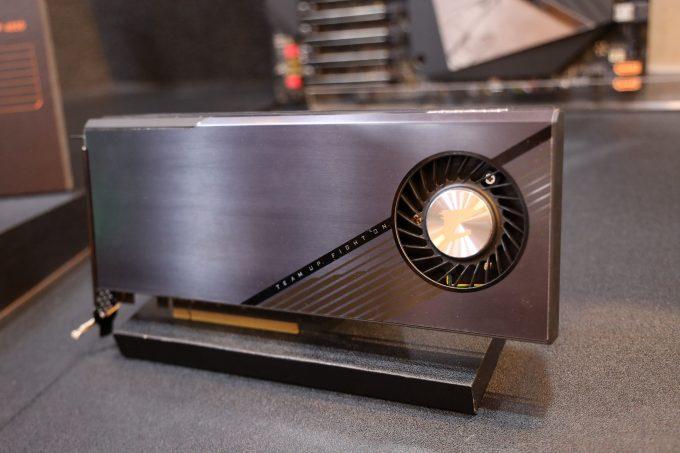 GIGABYTE Computex 2019 Aorus M.2 PCIe 4.0 Riser Card