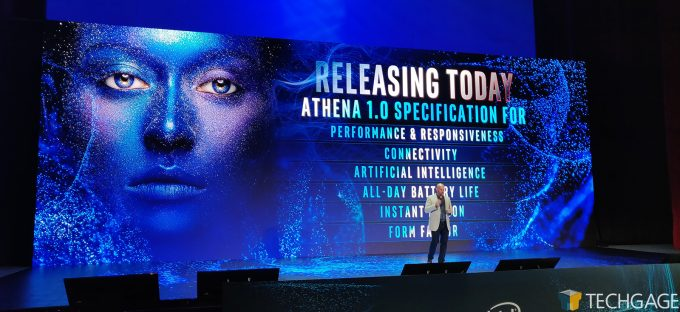 Intel Project Athena - Computex 2019