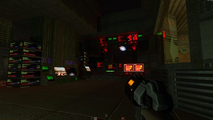 NVIDIA Augments Quake II With Real-time Ray Tracing