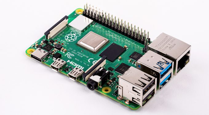 The New Raspberrry Pi 4