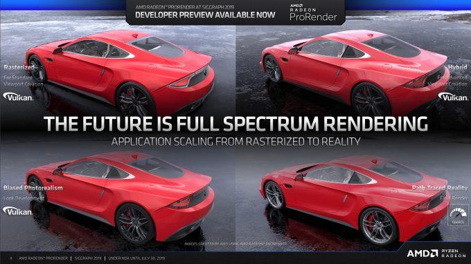 AMD ProRender - Full Spectrum Rendering