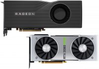 AMD Radeon Navi and NVIDIA GeForce SUPER