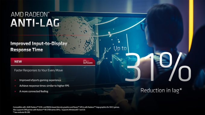 AMD Radeon Software - Anti-Lag