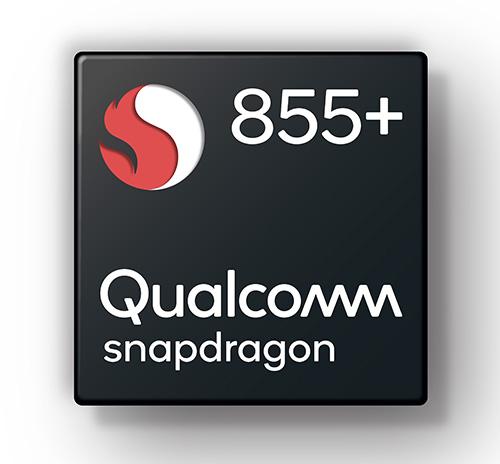 Qualcomm Snapdragon 855+ Badge