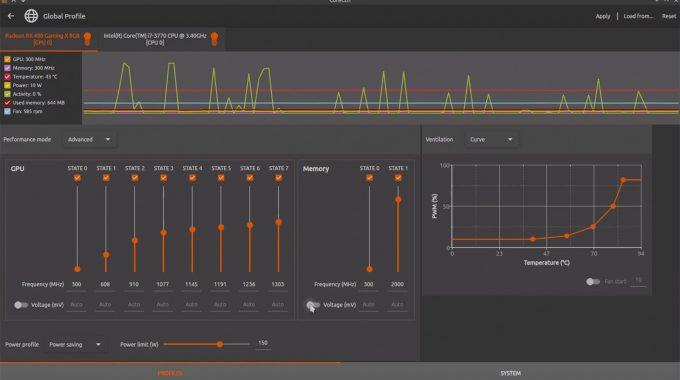 CoreCtrl: A Radeon Settings Alternative For Linux – Techgage