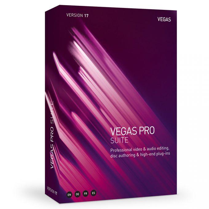 MAGIX Vegas Pro 17 Suite