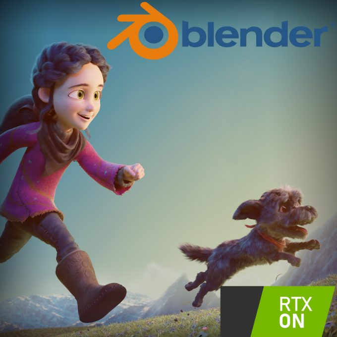 Blenter RTX On Feature Image