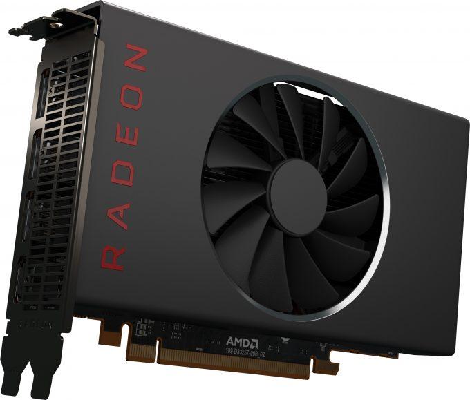 AMD Radeon RX 5500 Desktop Render Feature Image
