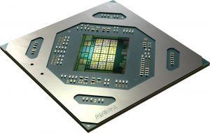 AMD Radeon RX 5500 Series Die