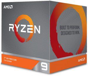 AMD Ryzen 9 Processor Packaging