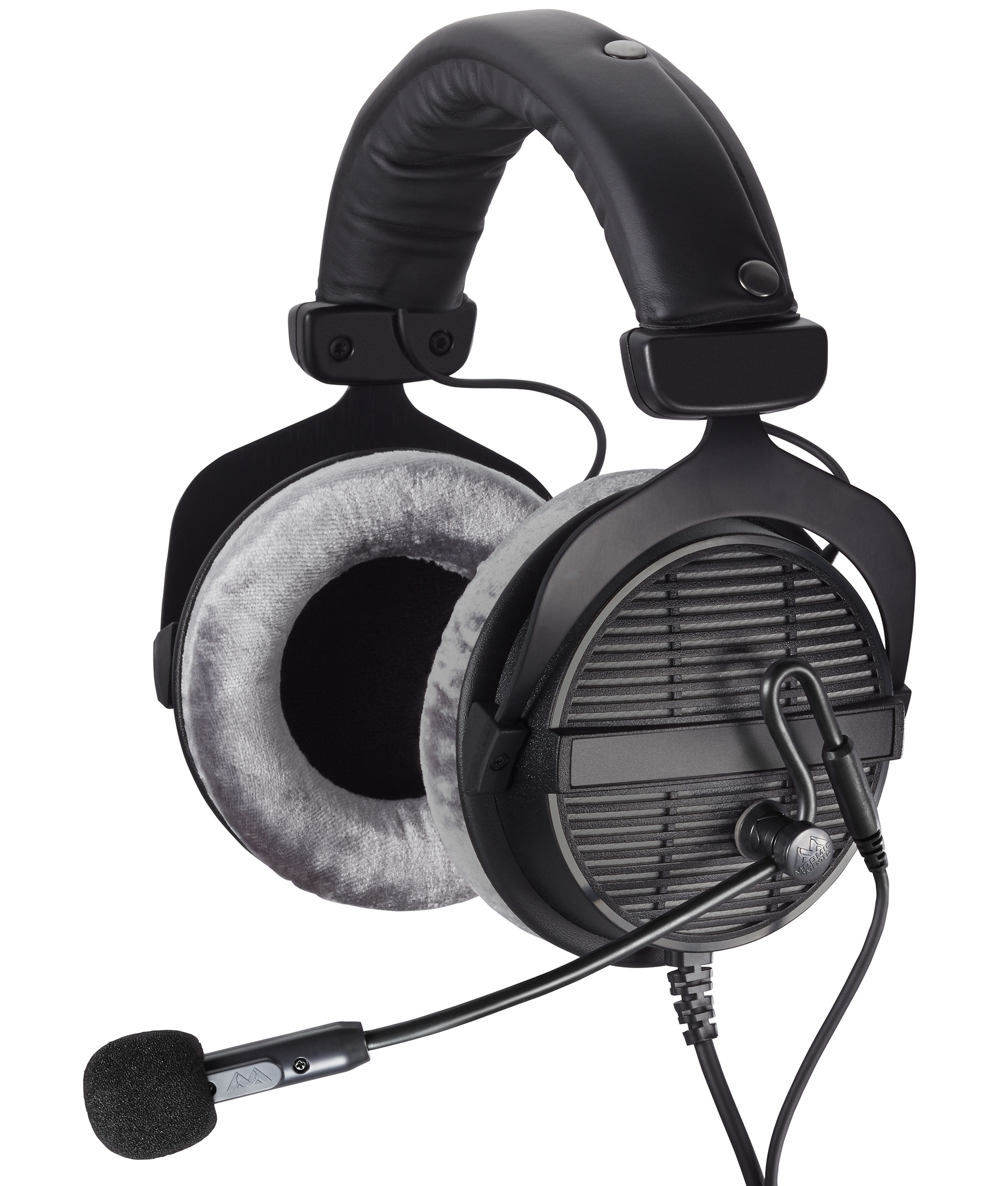 ModMic USB On Headphones