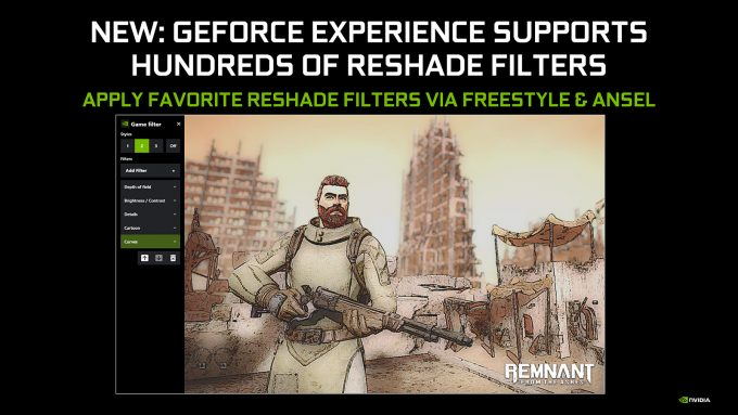 NVIDIA ReShade Support