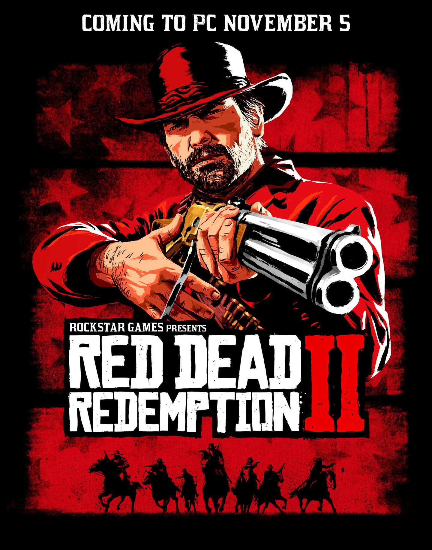 Red Dead Redemption 2 - PC Announcement