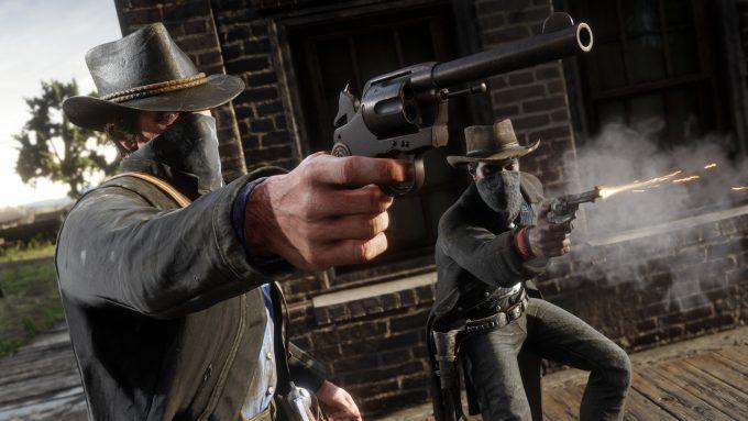 Red Dead Redemption 2 - Shootout