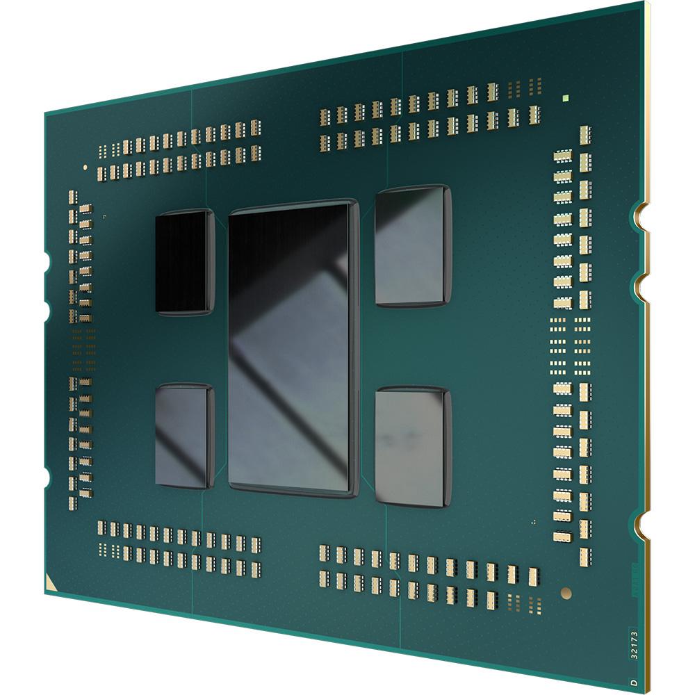 AMD Ryzen Threadripper Chip Shot Thumbnail