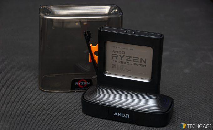 AMD Ryzen Threadripper Third-gen CPU Holder