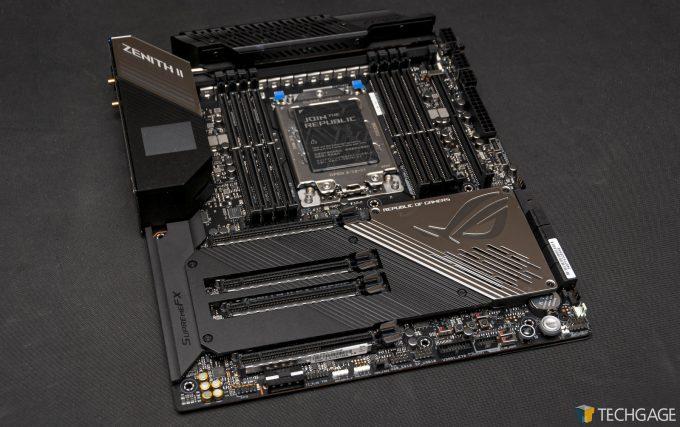 ASUS ROG Zenith II Extreme Motherboard