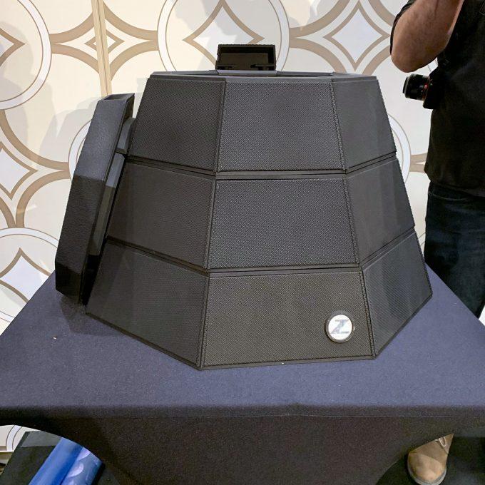 HP Project Captis