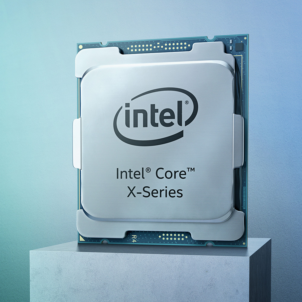 Intel introduces the Intel Core X-series processors in October 2