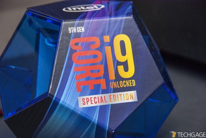 Intel Core i9-9900KS - Special Edition