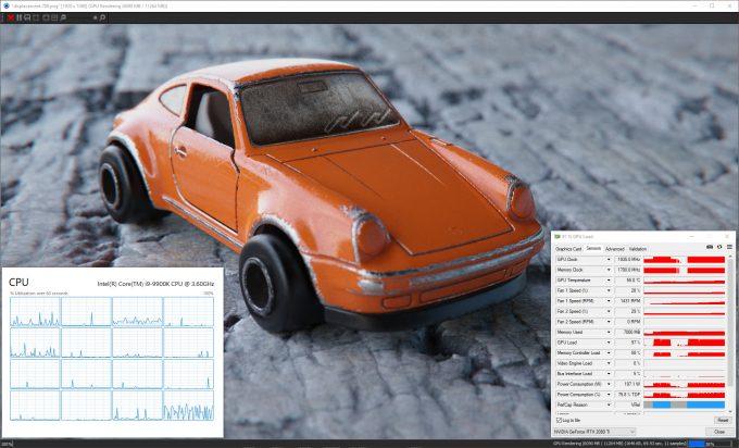 KeyShot 9 Displacement Demo