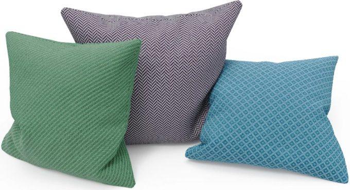 KeyShot RealCloth Pillows