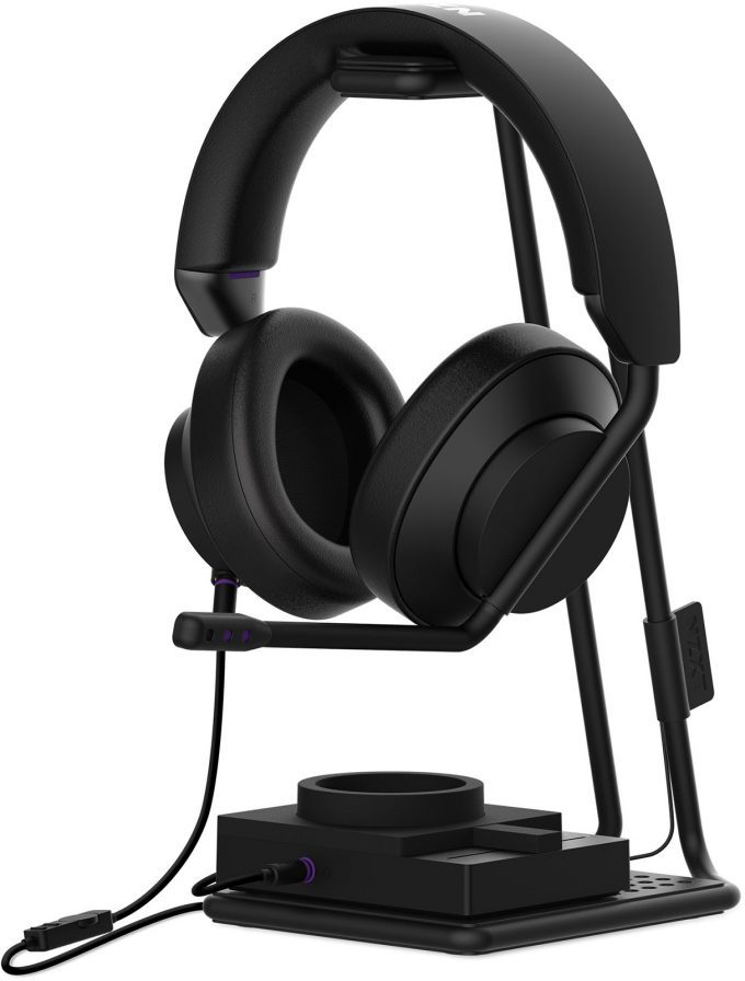 NZXT AER, MXER and STND Family Of Audio Products