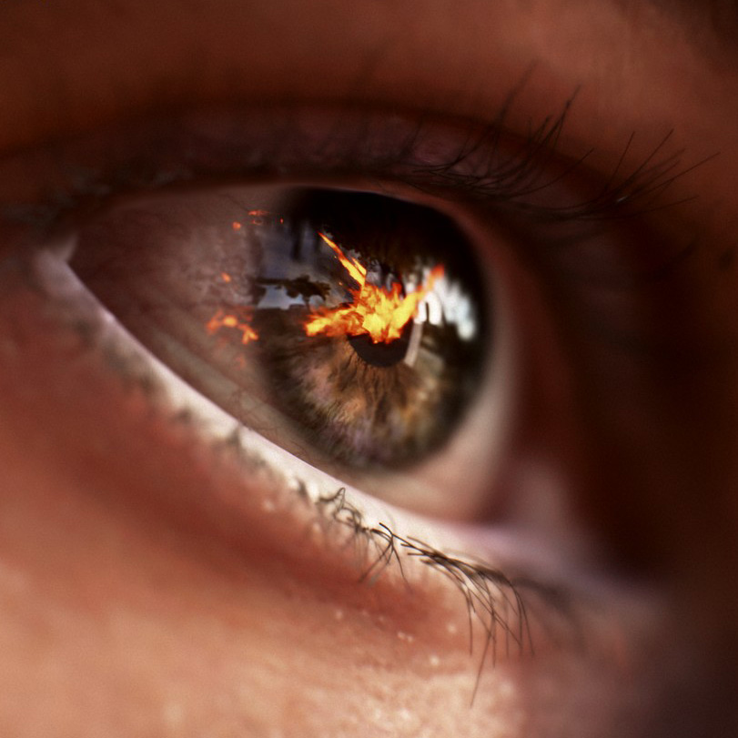 Battlefield V NVIDIA RTX Eye Reflection