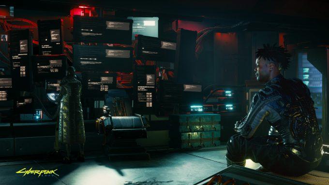 Cyberpunk 2077 - RTX Ray Tracing