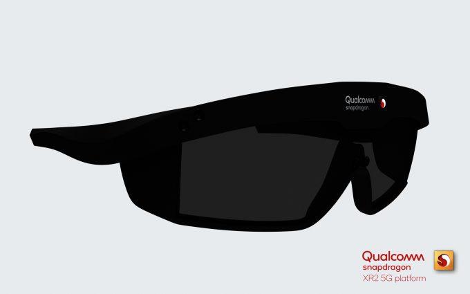 Qualcomm Snapdragon XR2 Platform Concept Design - Angle