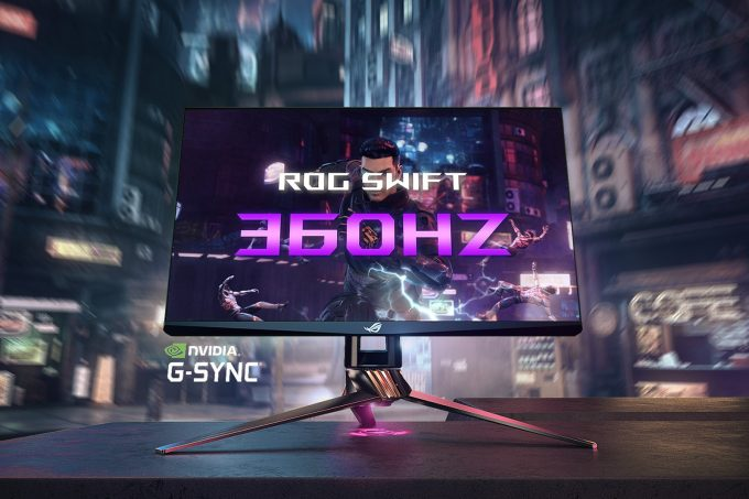 ASUS ROG Swift 360Hz Gaming Monitor