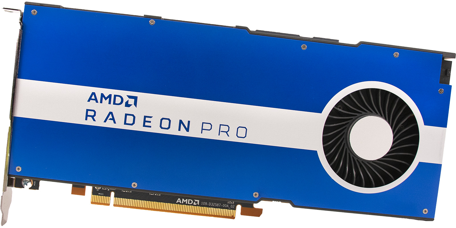 AMD Radeon Pro W5500 Workstation Graphics Card