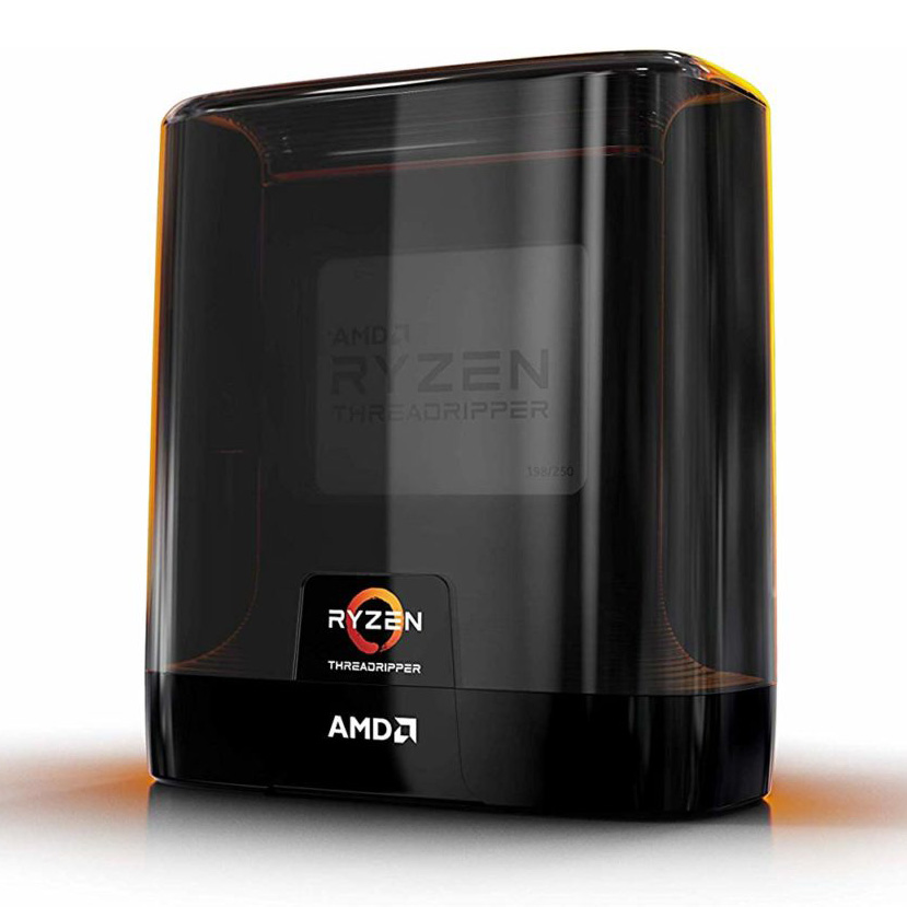 AMD Ryzen Threadripper Plastic Box