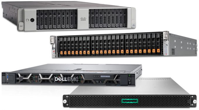 AMD EPYC Second-gen Servers