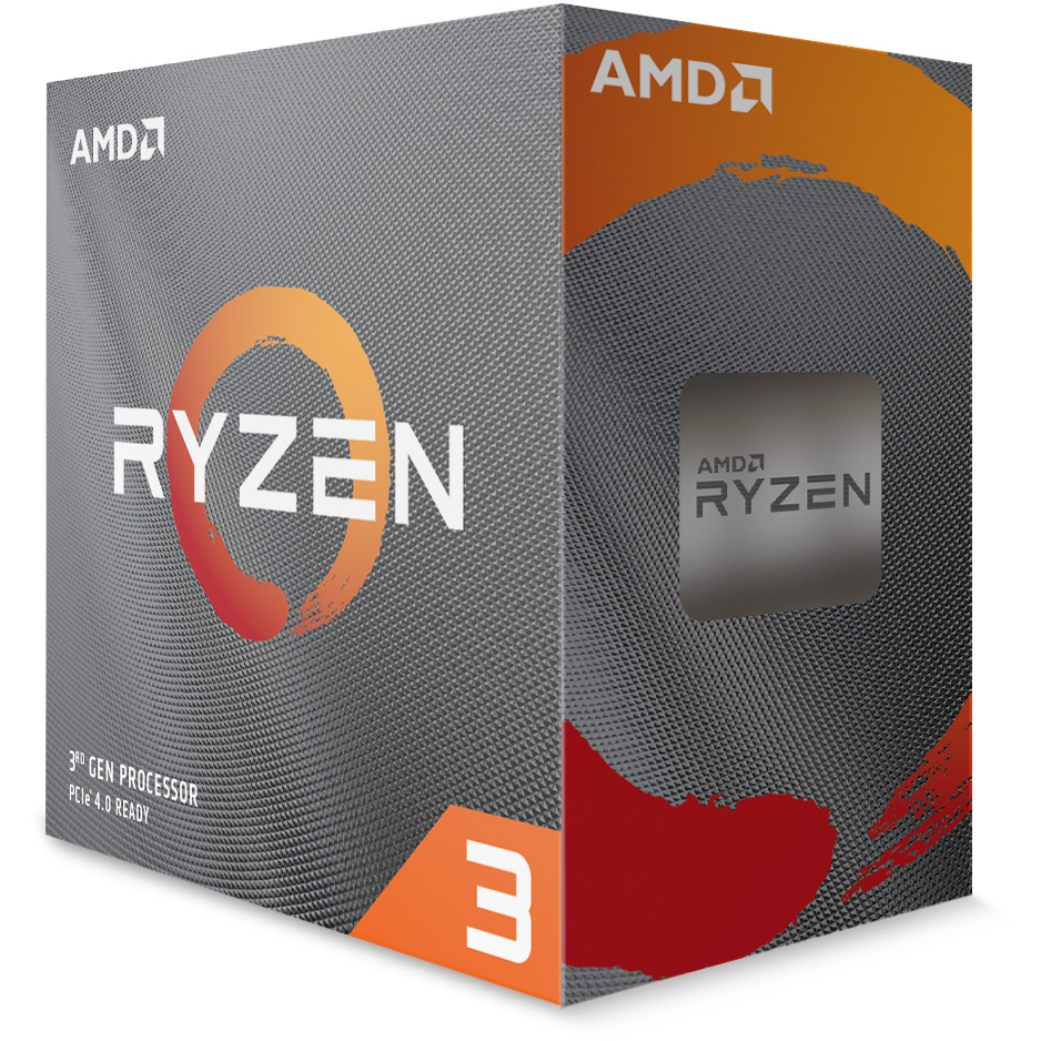 AMD Zen 2 Ryzen 3 Packaging