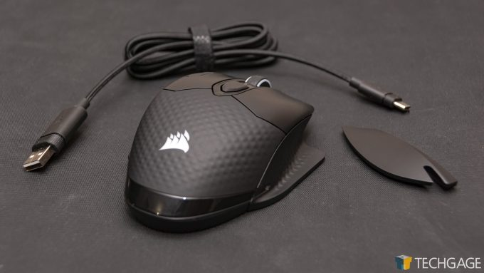 Corsair Dark Pro RGB Gaming Mouse - Overview