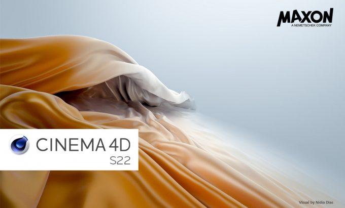 Maxon Cinema 4D S22 Splash
