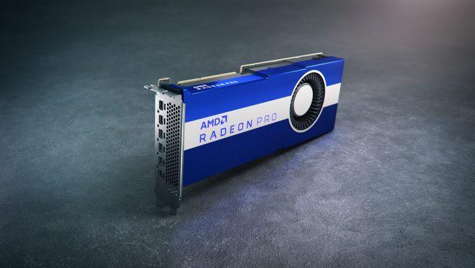 AMD Radeon Pro VII Workstation Graphics