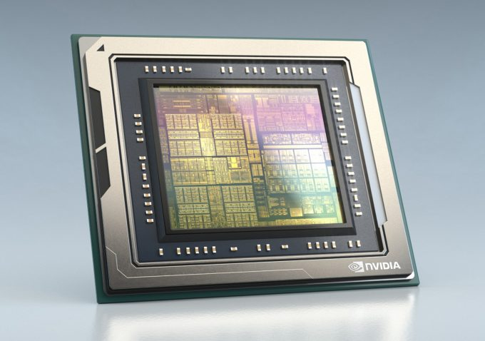 NVIDIA Drive - Ampere Chip