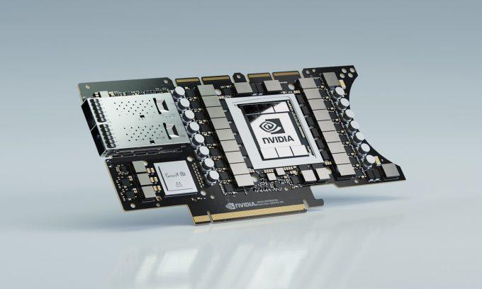 NVIDIA EGX A100 Converged Accelerator PCIe Card