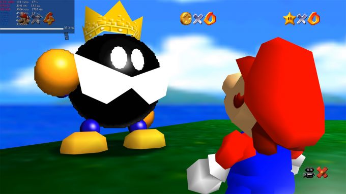 Super Mario 64 Gets A Native (Unofficial) PC Port, Can Take ...