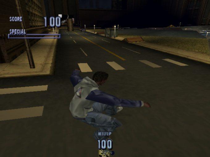 Tony Hawk's Pro Skater 1 (Dreamcast) - Minneapolis