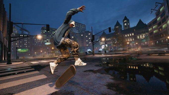 Tony Hawk's Pro Skater 1 and 2 Remaster - Minneapolis