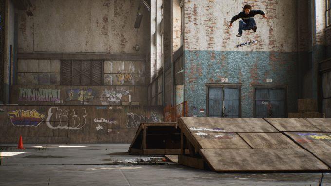 Tony Hawk's Pro Skater 1 and 2 Remaster - Warehouse