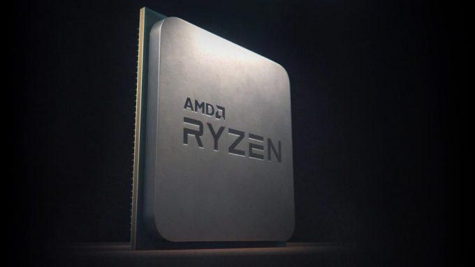 AMD Ryzen Stylized