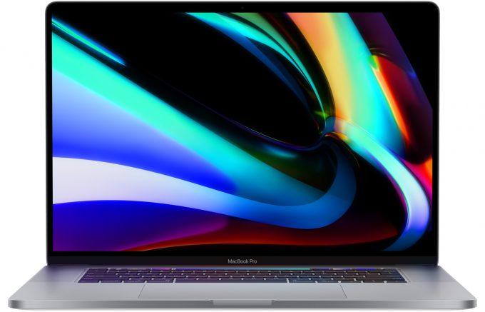 Apple MacBook Pro (16-inch Model)
